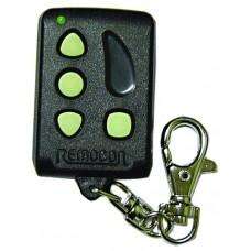 RMC555 CONTROL REMOTO REMOCOM PARA CONTROLES REMOTOS PORTONES Y ALARMAS