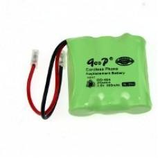 SAF2/3AAAX3 BAT.TEL.INAL.2/3 AAA X 3 CONECTOR INVERTIBLE 3,6 V 300 NI-MH