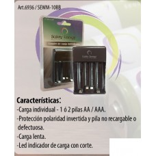 SEWM10BB CARG. 2 AA / 2 AAA  SAFETY ENERGY