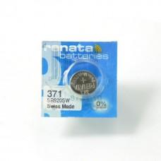 371 /920 PILA RELOJERIA OXIDO DE PLATA 1,55V RENATA