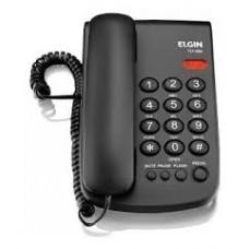 TCF2000 TELEFONO ELEGIN MESA PARED NEGRO