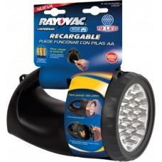 R19LEDARG FAROL/LINTERNA RECARGABLE 19 LED RAYOVAC