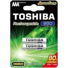 TOAAA952 PILA  RECARGABLE TOSHIBA  AAA 950