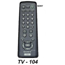 TV 104 ONTROL REM. SIMIL ORIGINAL SONY