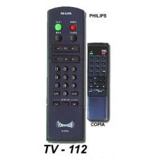 TV 112 ONTROL REM. SIMIL ORIGINAL PHILIPS
