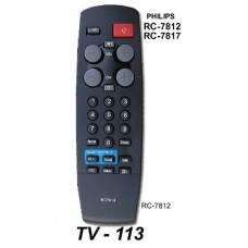 TV 113 ONTROL REM. SIMIL ORIGINAL PHILIPS