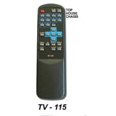 TV 115 ONTROL REM. SIMIL ORIGINAL TOP HOUSE