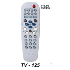 TV 125 ONTROL REM. SIMIL ORIGINAL PHILIPS